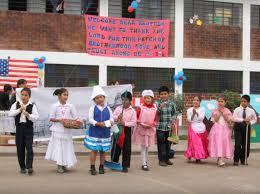 sister parish in peru