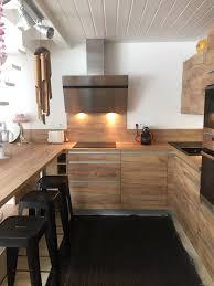 cuisine bois design cuisine ésprit chalet déco u0026 cuisine