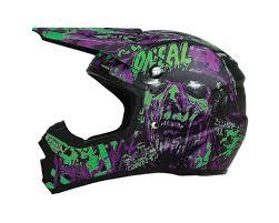 oneal motocross helmets o u0027neal 5 series warhead motocross helmets