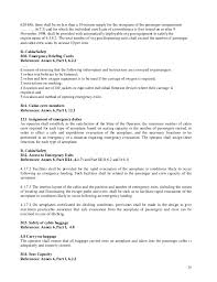 reference annexes for icao ramp inspections guidance 2009 07 02
