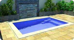 Small Backyard Pools Cost Furniture Archaiccomely Small Inground Swimming Incredible