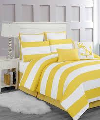 bedding set yellow grey and white bedroom ideas wonderful yellow