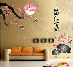 decorative wall art stickers for home room wall decoration ideas