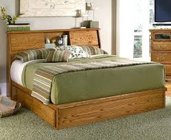 bookcase great king size bed frame with bookcase headboard 27