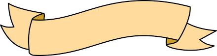 decorative ribbon clipart of a decorative ribbon banner