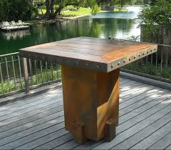 outdoor patio bar table wonderful bar height patio table bar height patio furniture