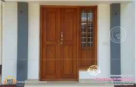 Wooden Main Door by Kerala Model Double Door Wooden Design Youtube Front Single Door