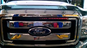 Firestorm Scanning Led Tailgate Light Bar by Plasmaglow Night Raider Tailight Bar Youtube