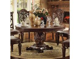 60 inch round dining table cherry