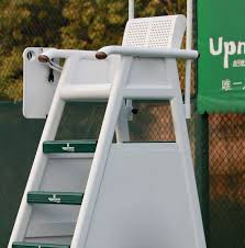 pro umpire chair close up