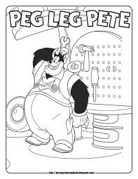 mickey mouse clubhouse halloween coloring pages u2013 halloween wizard