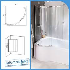 p shaped bath 1500mm 1700mm bath full enclosure screen bath p shaped bath 1500mm 1700mm bath full enclosure