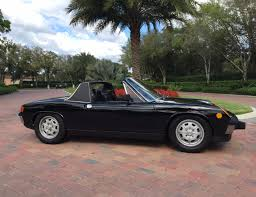 porsche 914 modified found 5 affordable options for your first vintage car u2022 gear patrol