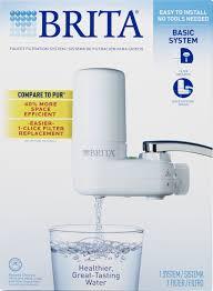 Brita Water Filter Faucet Adapter Brita Filtration System Faucet Basic 1 System Rite Aid