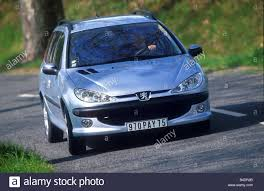 peugeot 206 sw car peugeot 206 sw hatchback small approx silver model year