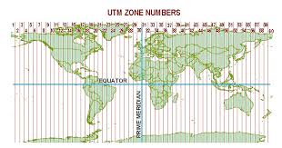 utm zone map nga u grid information unclassified