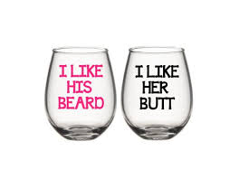his hers wine glasses 798 best glass painting images on painted wine glasses