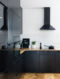 black kitchen cabinets nz 18 black kitchen ideas that will inspire you to go