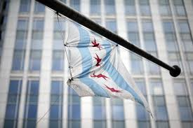 Chicagos Flag Add A Fifth Star To Chicago Flag Justice Anne Burke Tells Emanuel