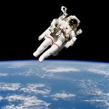space shuttle astronaut astronaut bruce mccandless floating free nasa