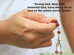 chaplet of the holy how to pray the chaplet of the holy wounds 8 steps