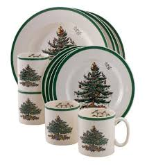 spode tree 12 dinnerware set service for 4 ebay