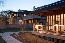 Frank Lloyd Wright Houses For Sale Frank Lloyd Wright Emil Bach House Vacation Rental Property