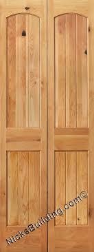 Wooden Bifold Doors Interior Alder Interior Doors