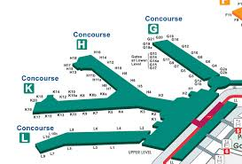 chicago o hare terminal map aa guide ord chicago o hare international airport mct