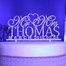 custom date cake topper online custom date cake topper for sale