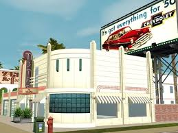 art deco styled dealership for classic cars chris urban corner