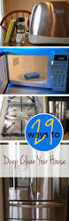 7 Quick And Easy Kitchen Cleaning Ideas That Really Work 29 Ways To Deep Clean Your Home Cleaning House And Organizing