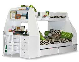 Futon Bunk Bed Study Bunk Bed With Desk And Futon Study Bunk Bed - Futon bunk bed with mattresses
