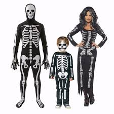 online buy wholesale halloween skeleton costume from china