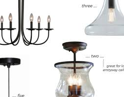 lighting affordable modern farmhouse ceiling lights from lowes