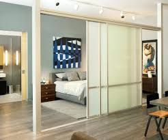 Interior Bedroom Doors With Glass Frosted Glass Bedroom Doors Stylish Sliding Glass Door Designs