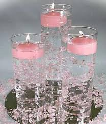 simple center pieces simple candle wedding centerpieces wedding decorations