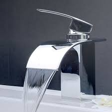 28 sink fixture contemporary waterfall bathroom sink faucet