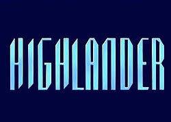 highlander the series
