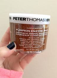 Pumpkin Enzyme Peel Before And After by Peter Thomas Roth Pumpkin Enzyme Mask Simply Gold