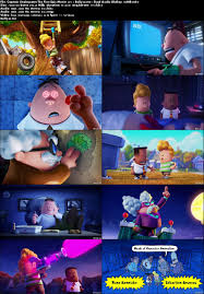 captain underpants first epic movie 2017 brrip 300mb hindi