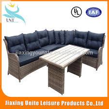 Rattan Garden Furniture Sofa Sets Professional Factory Supply Latest Design Sofa Set Low Price
