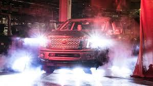 nissan titan xd australia all new nissan titan xd full size pickup production begins at