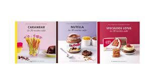 collection marabout cuisine nutella carambar speculoos s écoulent en recettes culte de