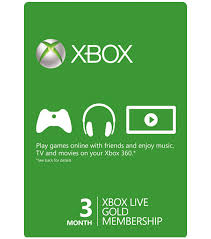 xbox 360 gift card xbox live card 3 month us email delivery mygiftcardsupply