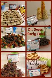 dr seuss party food obseussed dr seuss baby shower party