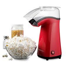 nostalgia aph200red 16 cup air pop popcorn maker walmart com