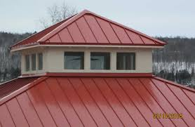 Red Eagle Roofing by Houghton Metal Roofing Dan Perkins Metal Roofing