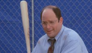 George Costanza Under Desk Post Grad Problems The Potomac Nationals Are Hosting A Costanza