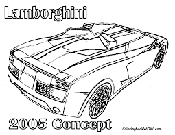 car coloring pages printable free coloring pages for boys print